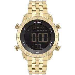 Relógio Technos Masculino Digi-Ana Dourado BJK006AC/4P BJK006AC/4P