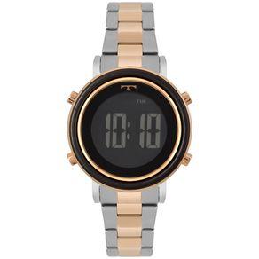 Relógio Technos Feminino Trend Bicolor BJ3059AB/5P BJ3059AB/5P