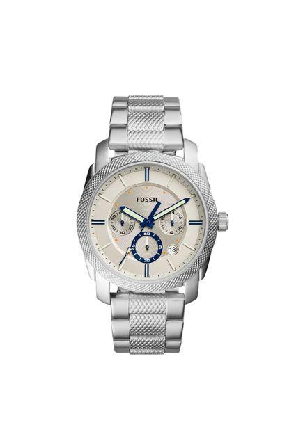 2e9d2c1eb28 Relógio Fossil Masculino Machine - FS5324 1BN